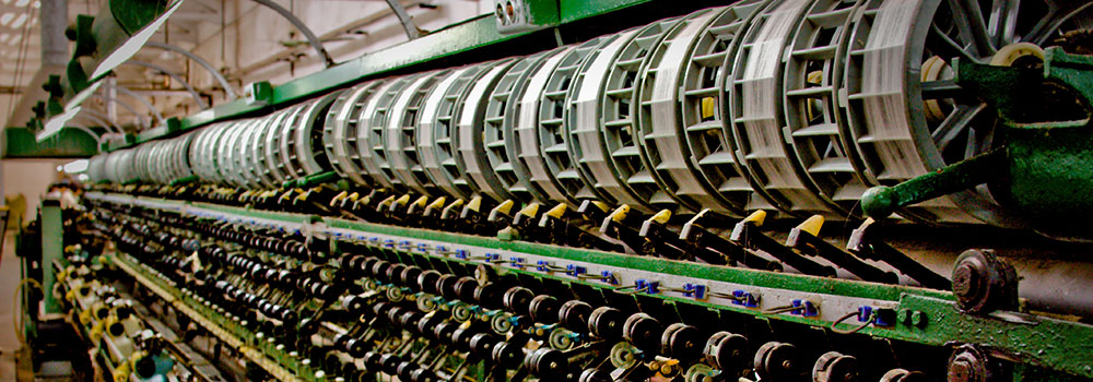 Major Textile Machinery